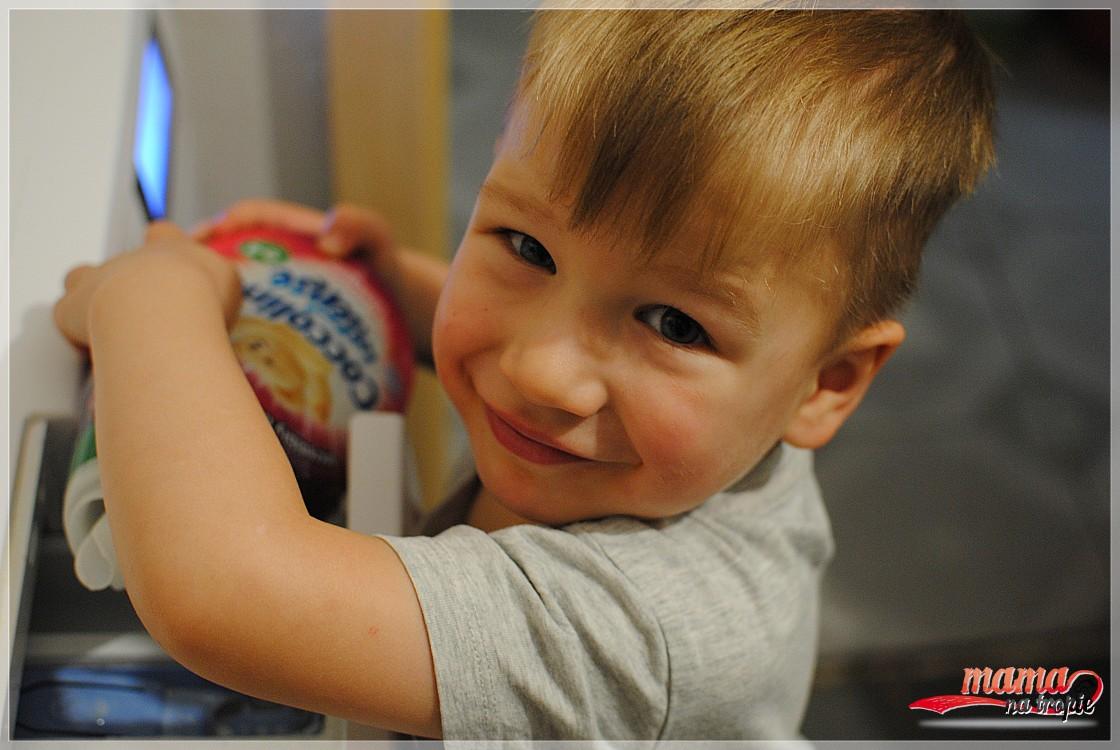 coccolino intense, pomoc dzieci w domu, prace domowe dla dzieci