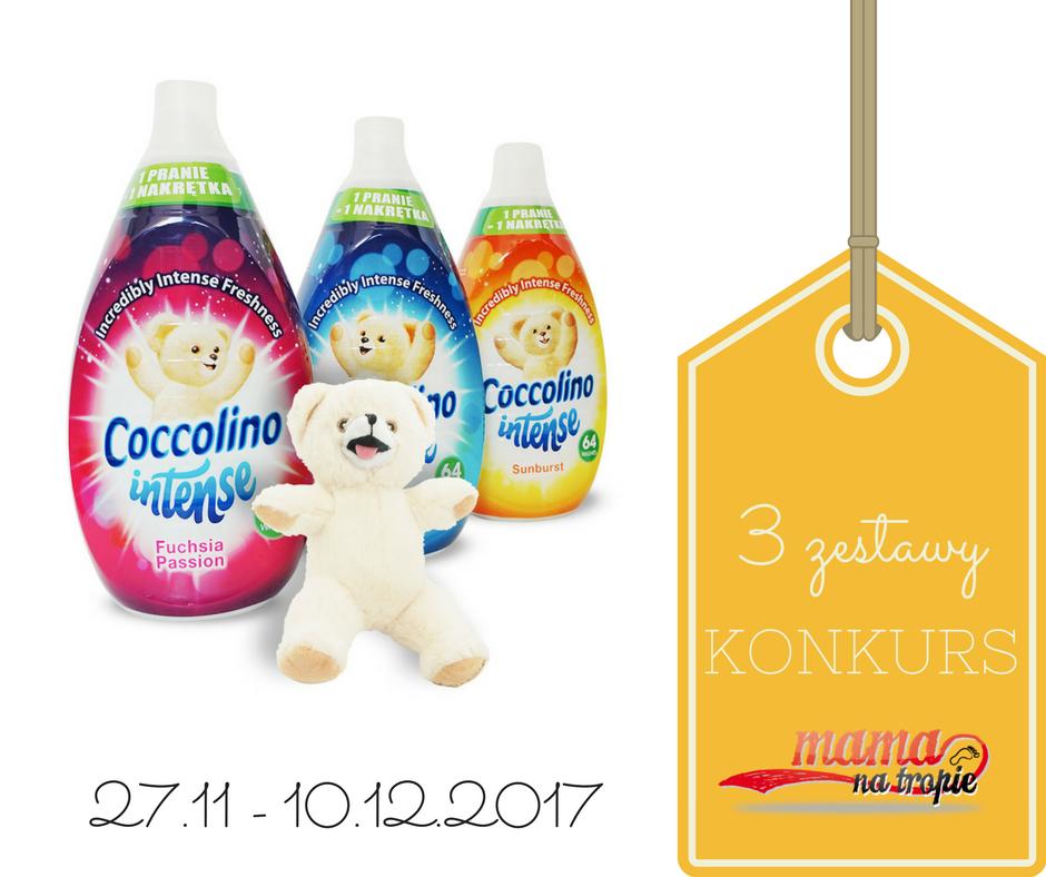 konkurs Coccolino, konkurs dla mam, konkurs dla dzieci
