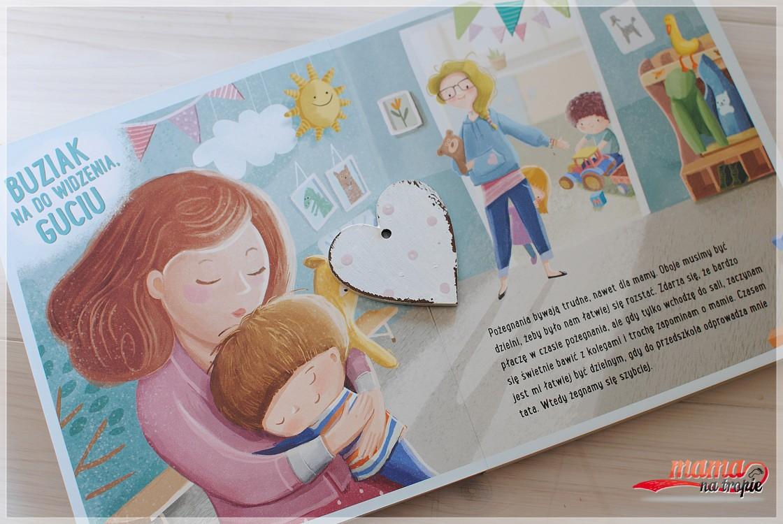 Feluś i Gucio idą do przedszkola, pierwszy dzień w przedszkolu, książka dla dzieci, książka dla przedszkolaków