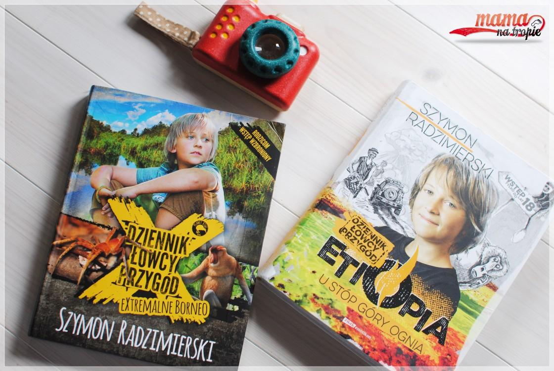książka dla dzieci, znak emotikon, książka podróznicza