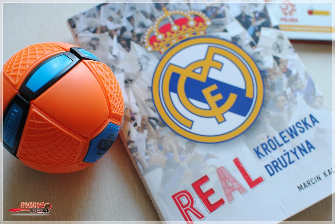 Real Madryt, królewscy, historia piłki nożnej, egmont