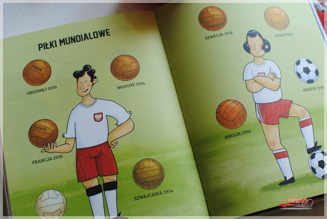 historia futbolu dla dzieci, książka dla dzieci, nasza księgarnia