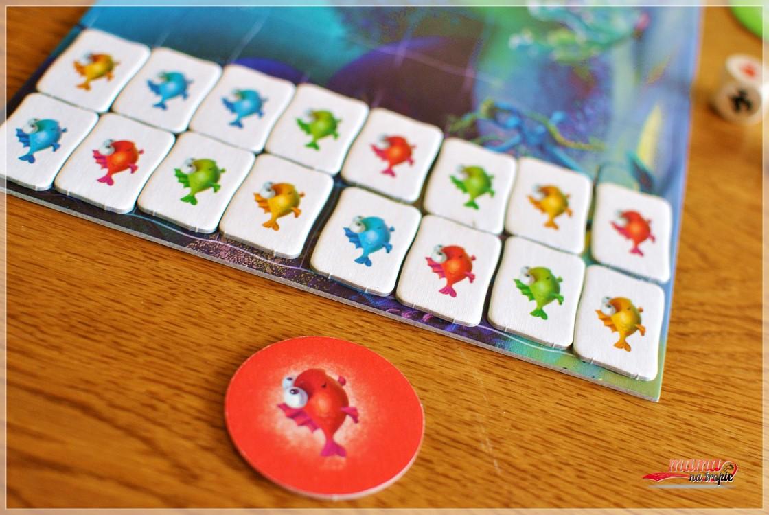 rekin, gra dla dzieci, planszówka dla rodziny, granna