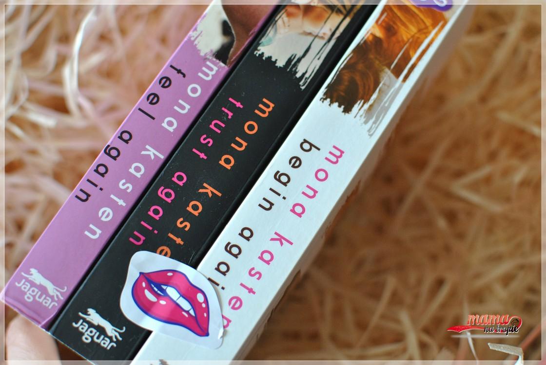 mona kasten, seria again, książki dla kobiet, wydawnictwo jaguar