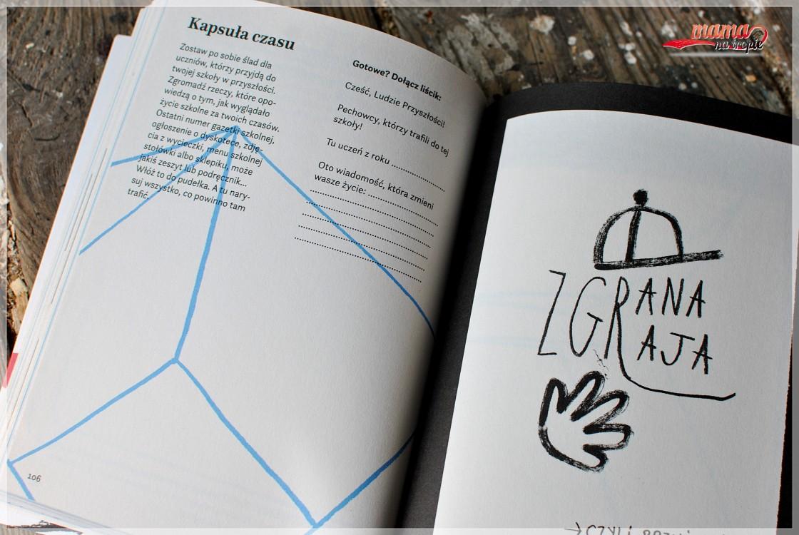 rebelia, książka dla młodzieży, stwórz swój świat