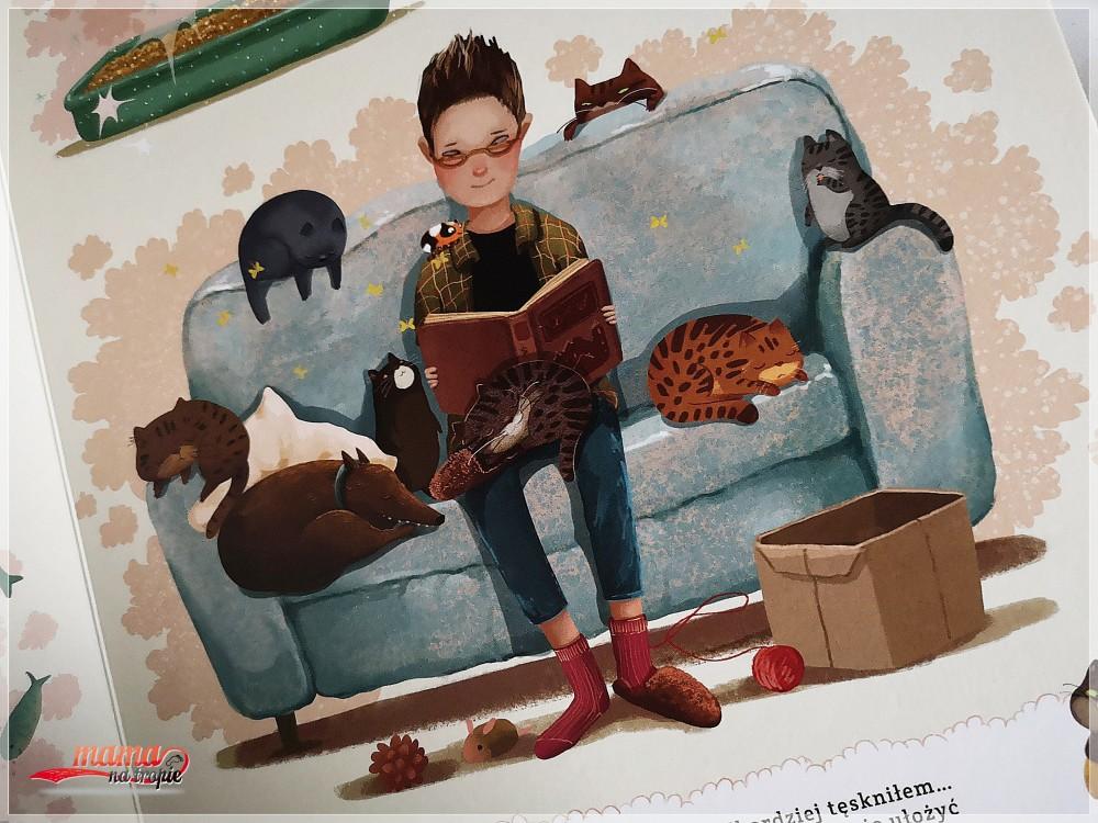 niezwykłe przyjaźnie w świecie roślin i zwierząt, emilia dziubak, nasza ksiegarnia, książka dla dzieci, książka całokartonowa
