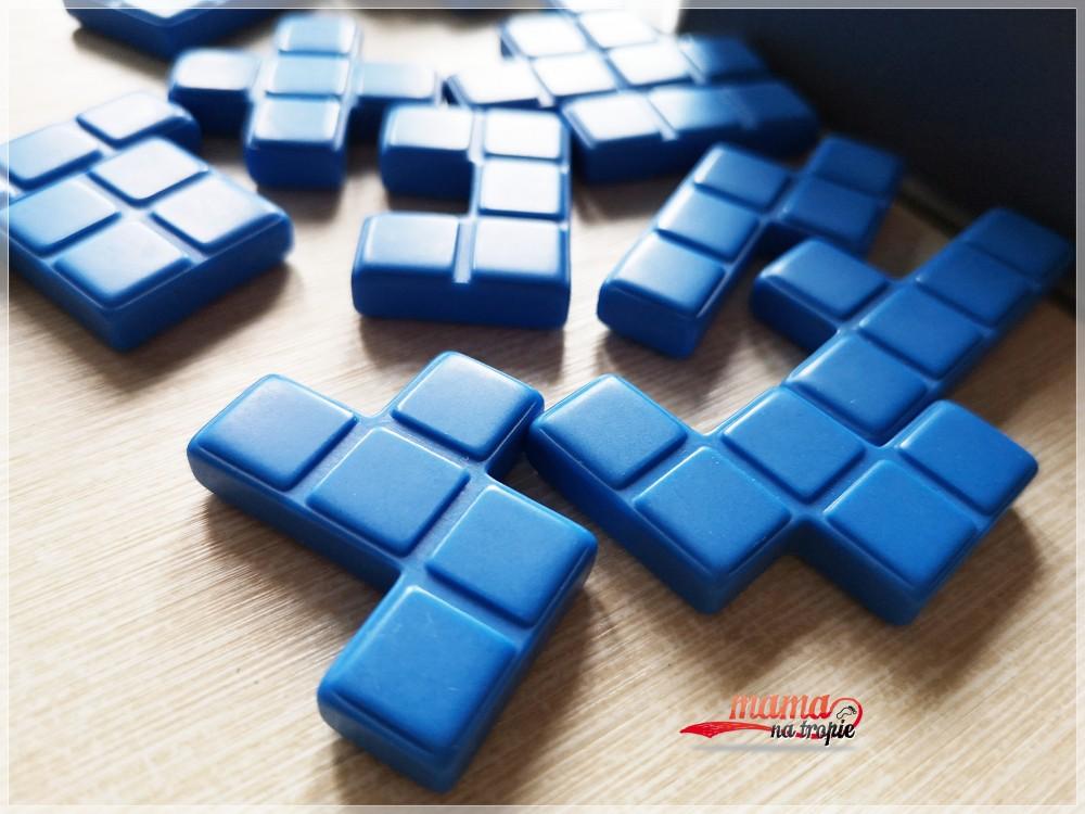 fits, graz z klockami, odmiana tetris, egmont, gra planszowa
