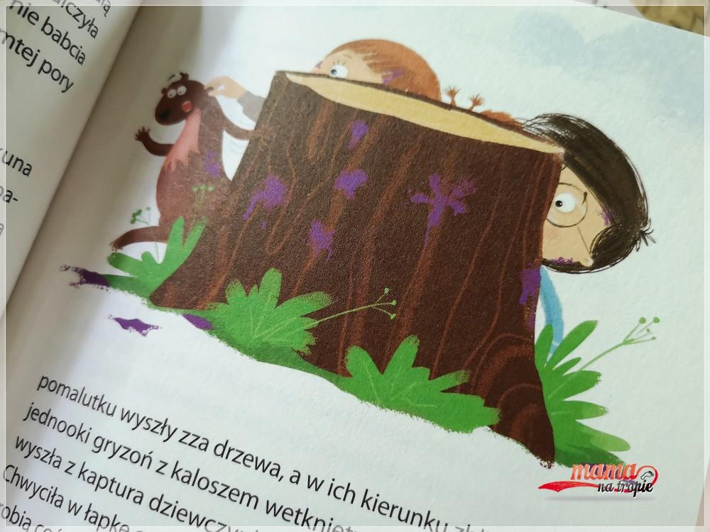 wiewiórka julia, książka przygodowa, książka dla dzieci