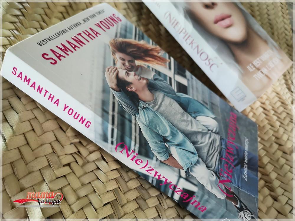 samantha yong, książka dla młodzieży, książka dla dorosłych, niezwyczajna