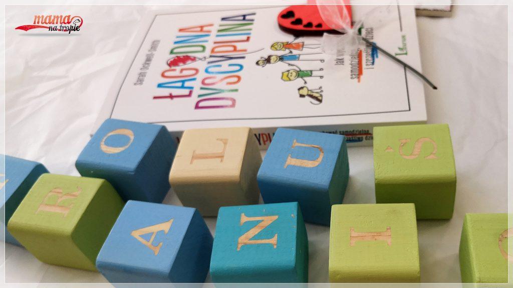 łagodna dyscyplina, larum, poradnik dla rodziców, książka dla rodziców