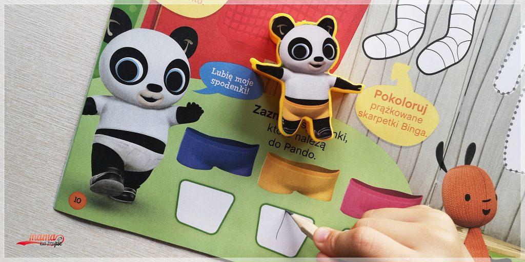 Bing, sula, czasopismo, gazeta dla dzieci, magazyn dla dzieci, konkurs, bajka dla dzieci