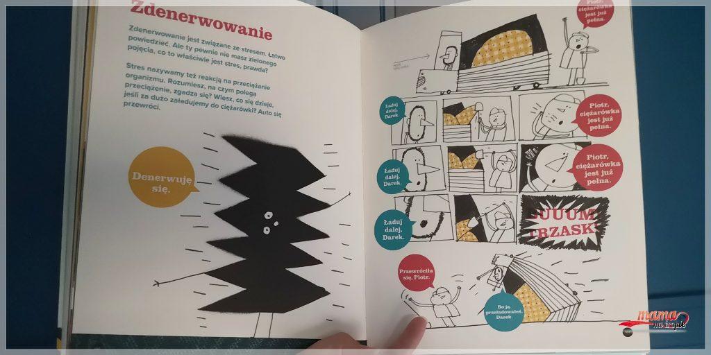 historia komunikowania się, nie bój się, nasza księgarnia, książki dla dzieci, wielka księga strachu