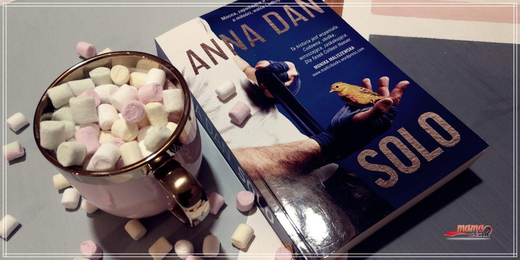 solo, anna dan, powieść dla kobiet, wydawnictwo jaguar