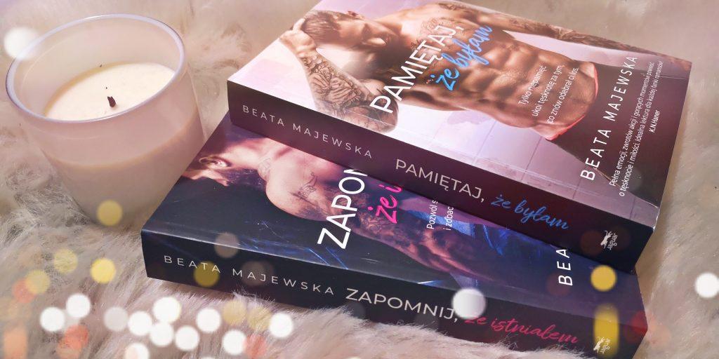pamiętaj że byłam, beata majewska, wydawnictwo jaguar, powieść, polska autorka