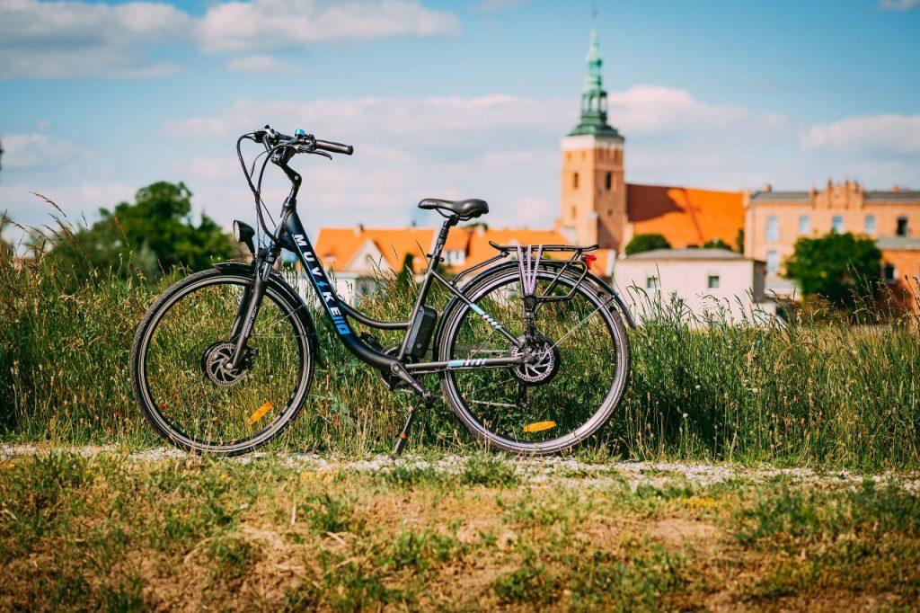 elektryczny rower miejski, rower miejski, ekologia, czas wspólny