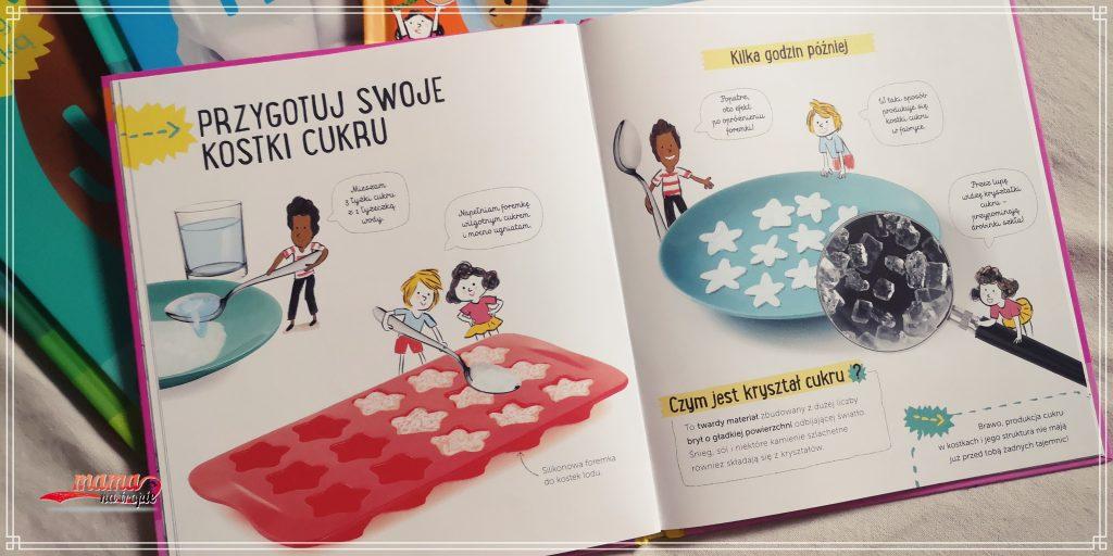 przygody z nauką, harperkids, akademia mądrego dziecka, kreatywne książki, nauka przez zabawę